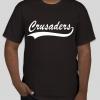 Crusaders Tshirt black