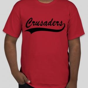 Crusaders Tshirt Red